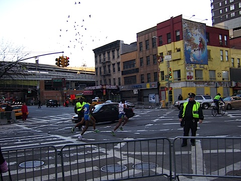 102 1569 NYC 2011 Half Marathon Recap!