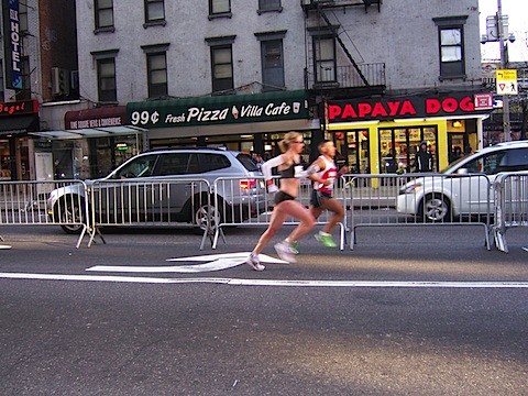 102 1572 NYC 2011 Half Marathon Recap!