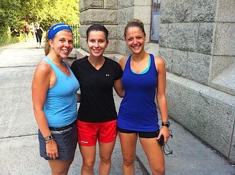 theodoratinaali Sweating With Friends