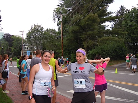 DSCN3876 Freeport Half Race Recap