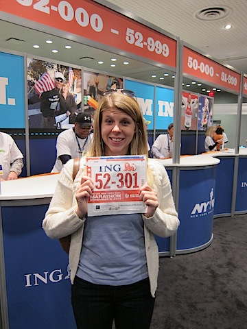 IMG 0283 Im Running the NYC Marathon Tomorrow!