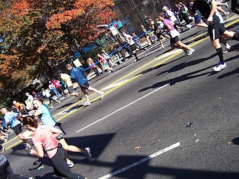 mile 8 NYC Marathon Recap!