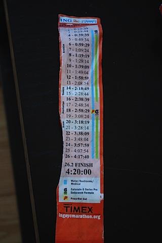 nyc marathon 420 pace band.jpg