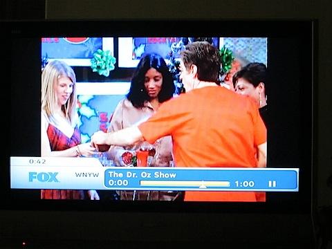 IMG 0656 Me, Tina and Dr. Oz