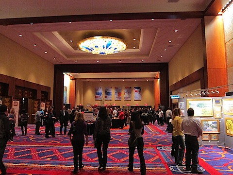 The Wine Festival Was Held In Mohegan Sun S Convention Center And It Just A Bit More Fun Than Any Other I Ve Been To Before
