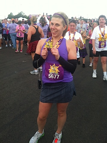 photo 5 Disney Tangled Royal Family 5K