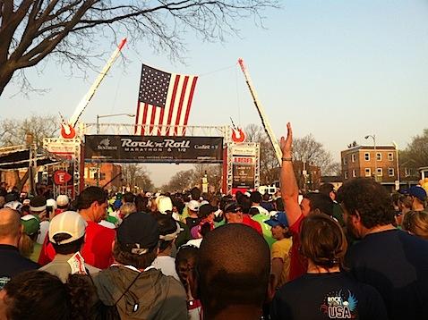 IMG 11921 Rock n Roll USA Half Marathon Recap