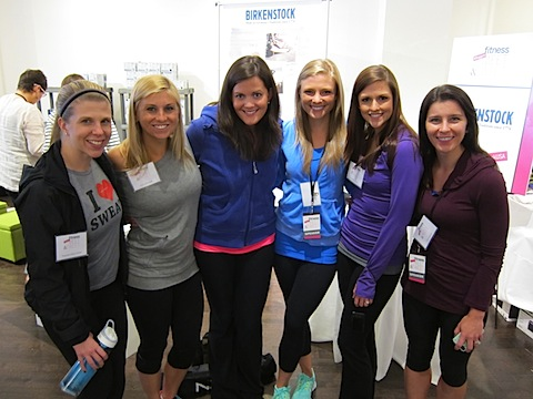 IMG 1476 #fitblognyc and friends!