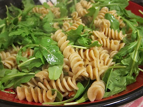 IMG 1935 Week 2 MCM Training + Arugula Pasta