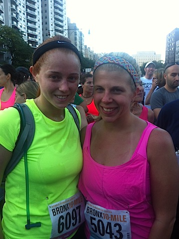 photo 1 Bronx Ten Miler Race Recap