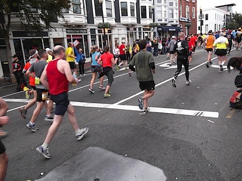 DSCF0377 2012 Marine Corps Marathon Recap!