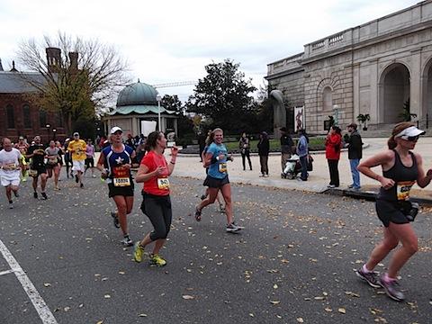 DSCF0382 2012 Marine Corps Marathon Recap!