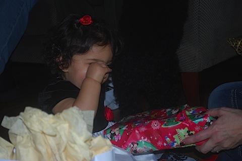 DSC 0356 Christmas Eve 2012