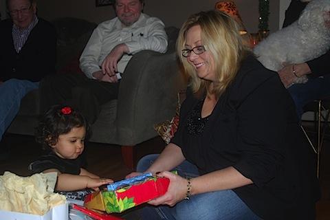 DSC 0358 Christmas Eve 2012