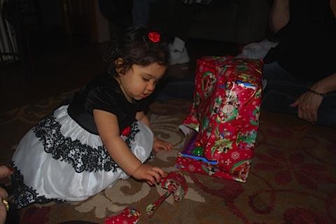 DSC 0366 Christmas Eve 2012