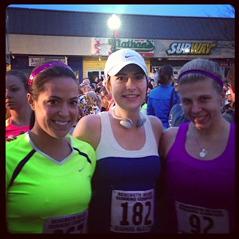 photo 11 Rehoboth Half Marathon Recap / The Most Indecisive Ive Ever Been