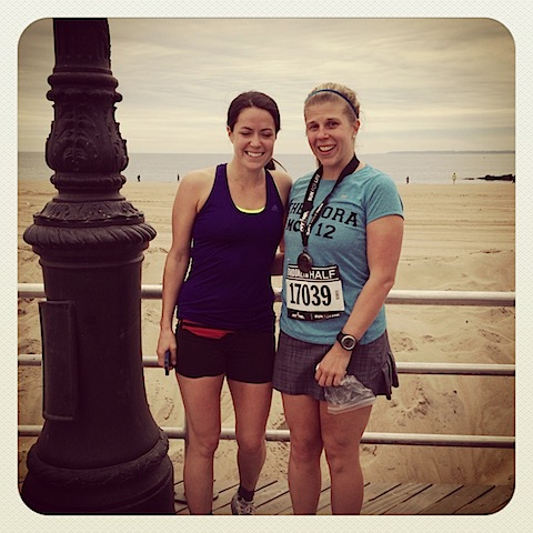 2013 05 18 09.36.21 1 18 on the 18th: Brooklyn Half Recap