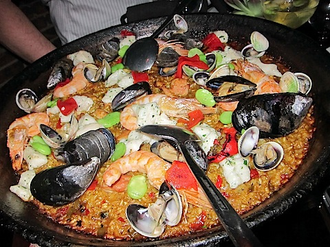paella Celebrate We Will...