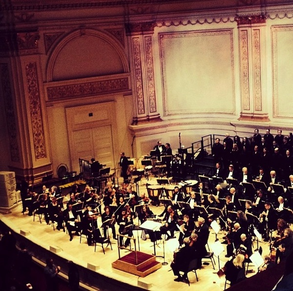 how to play at carnegie hall