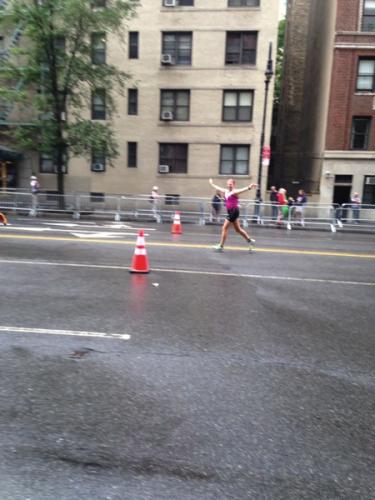 NYC Tri Run 72nd Street