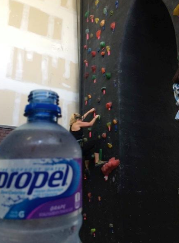 Propel Hydration Challenge