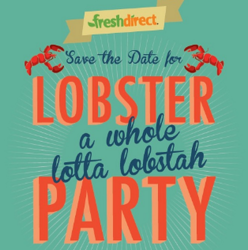 Host Your Own Fresh Direct Lobster Party