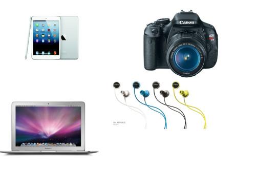 Tech Travel Necessities