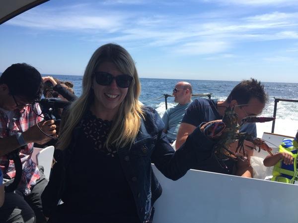 Lobster Boat Ogonquit