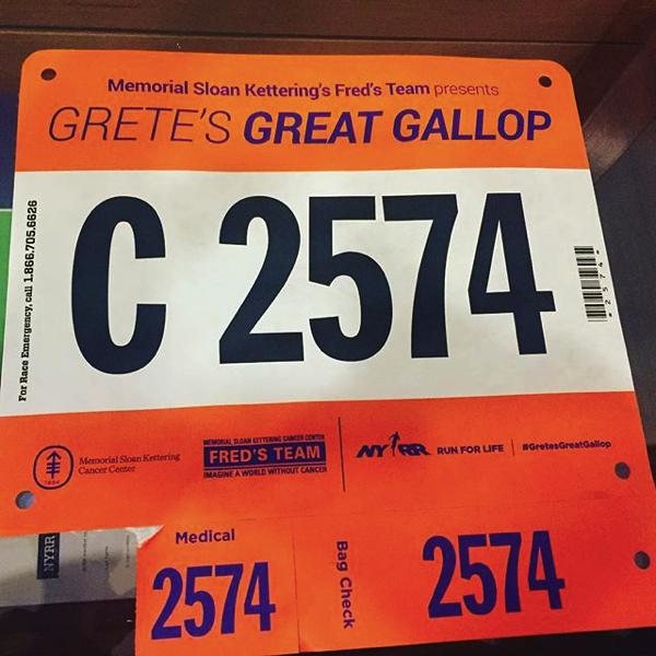Grete's Great Gallop