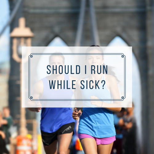 Should I Work Out When I'm Sick?