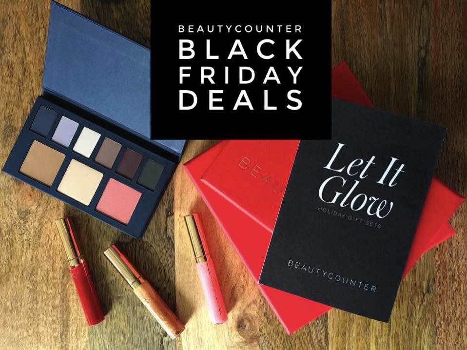 Beautycounter Black Friday Deals