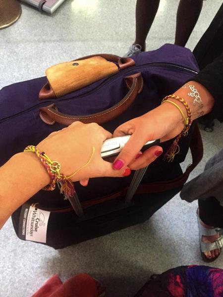 Billabong Friendship Bracelets