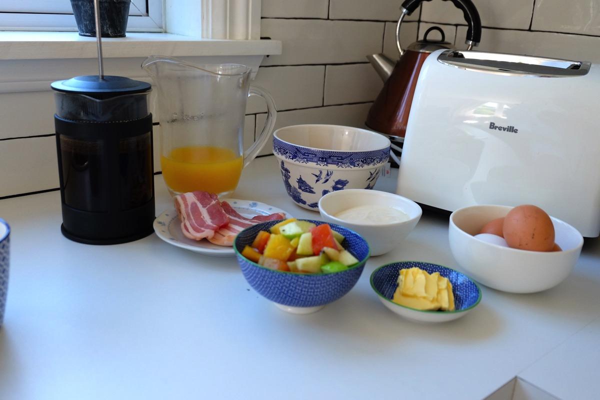 Karetu Downs Breakfast