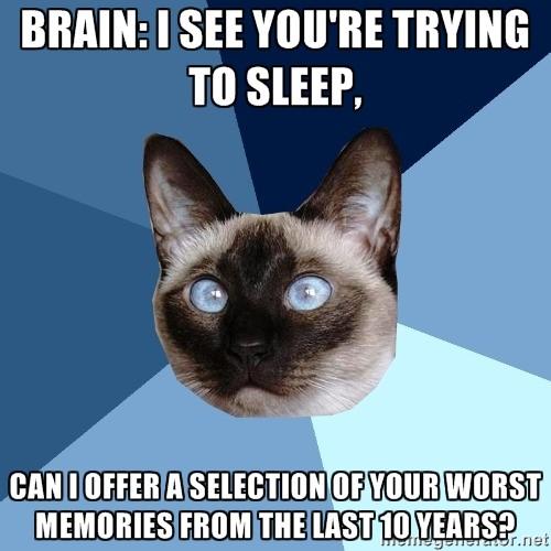 Sleep Meme