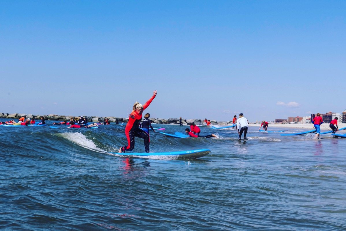 Long Beach Hurley Surf Club
