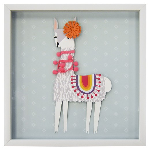 Target Llama Pillowfort