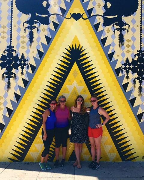 Mural Los Feliz Los Angeles