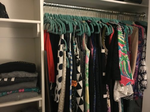 Closet Refresh Real Simple Hangers